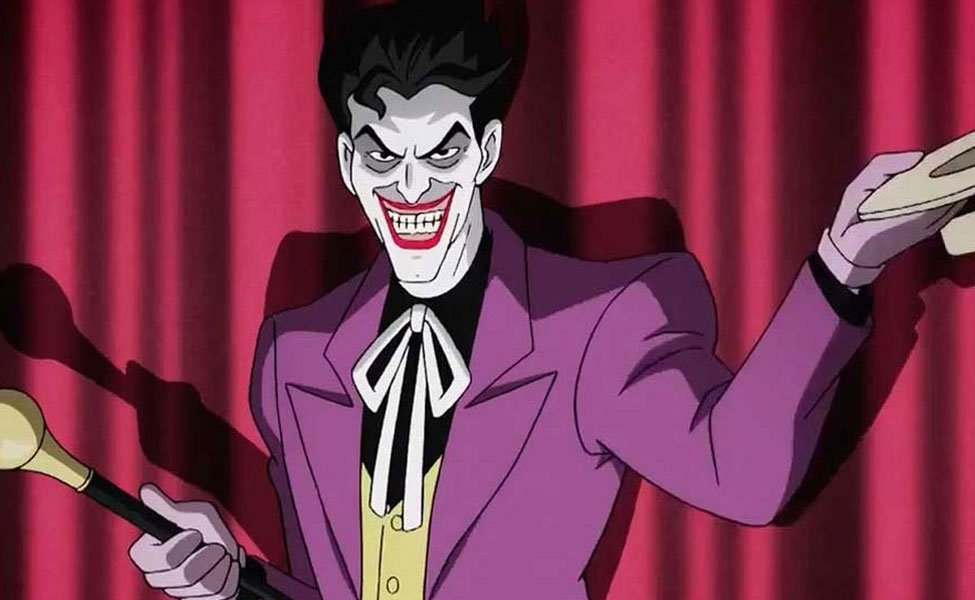 The Joker from Batman: Killing Joke