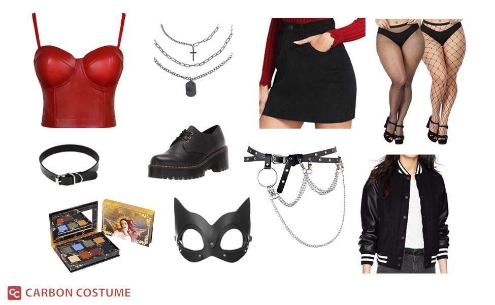 Kat Hernandez from Euphoria Costume