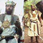 Monty Python and the Holy Grail King Arthur Character