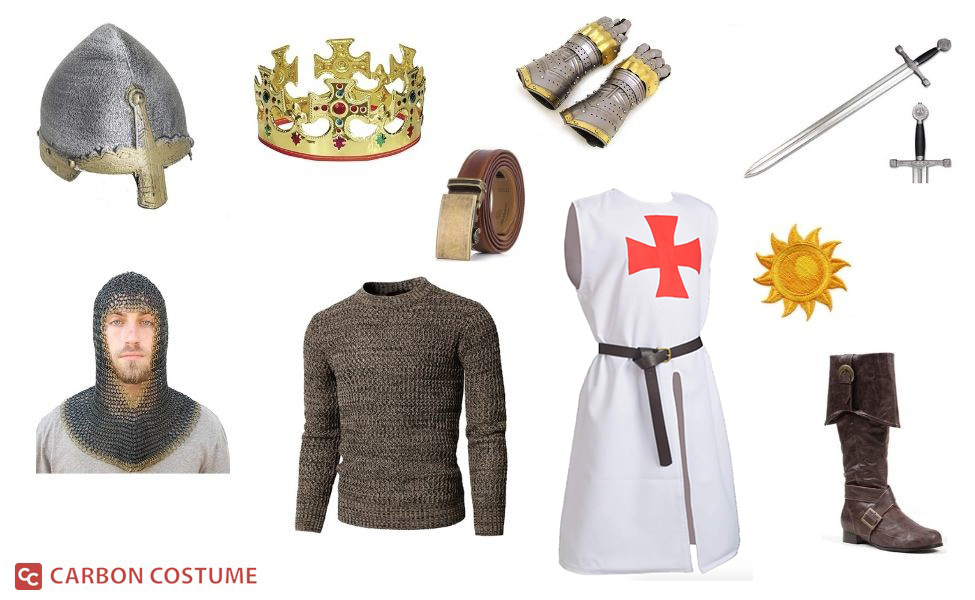 King Arthur from Monty Python and the Holy Grail Costume