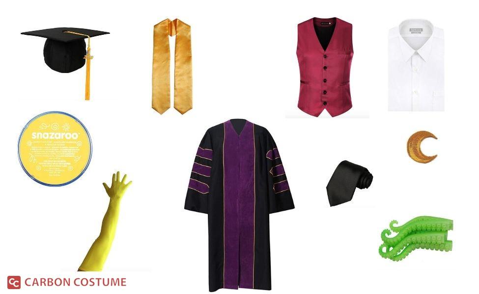 Korosensei from Assassination Classroom Costume