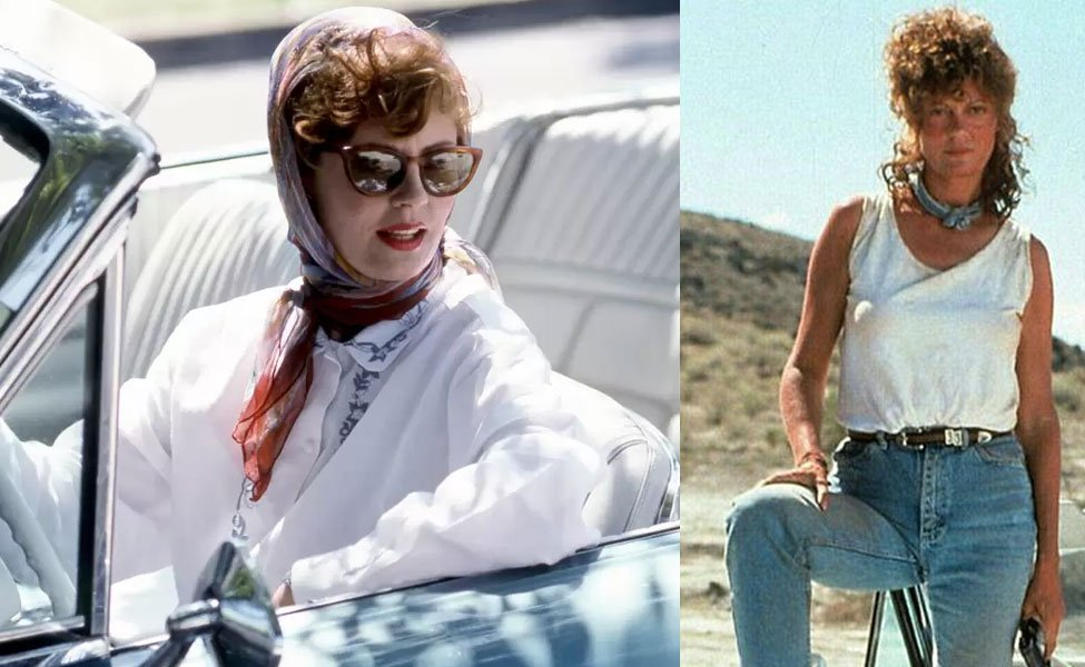 Louise Elizabeth Sawyer from Thelma and Louise