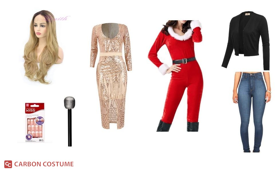 Mariah Carey Costume