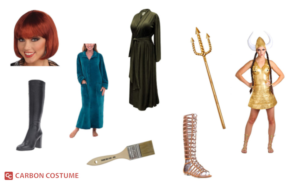 Maude Lebowski from The Big Lebowski Costume