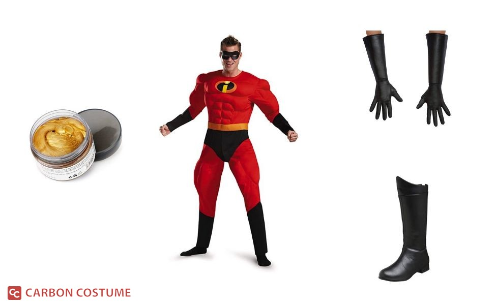 Mr. Incredible from The Incredibles Costume