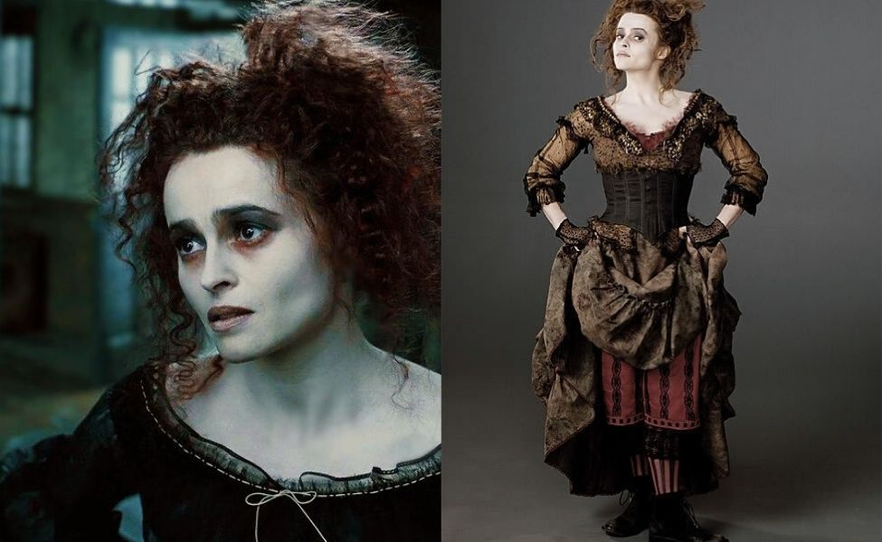 Mrs. Nellie Lovett from Sweeney Todd