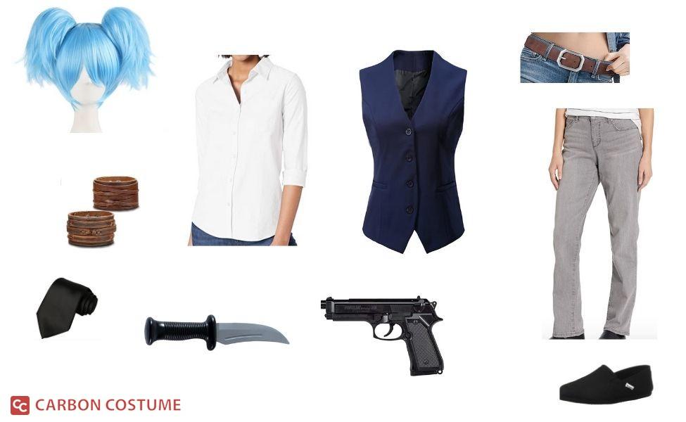 Nagisa Shiota from Assassination Classroom Costume