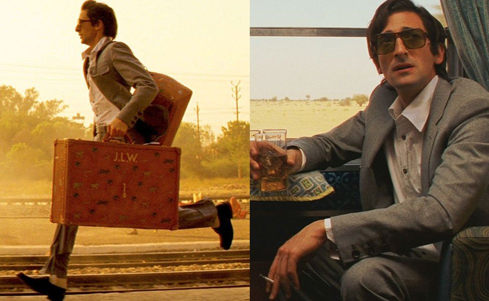 Peter Whitman from The Darjeeling Limited