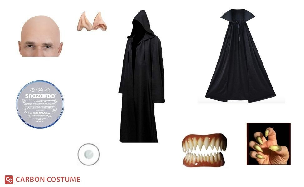 Petyr from What We Do in the Shadows Costume