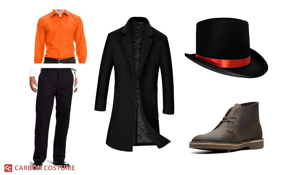 Professor Hershel Layton from the Professor Layton Series Costume