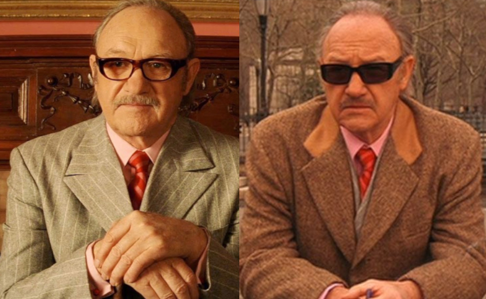 Royal Tenenbaum from The Royal Tenenbaums
