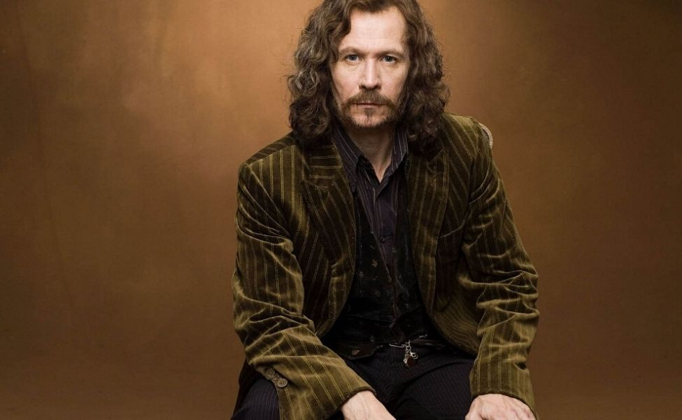 Sirius Black from Harry Potter