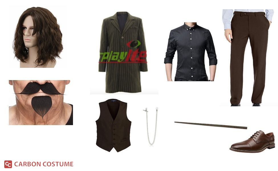 Sirius Black from Harry Potter Costume