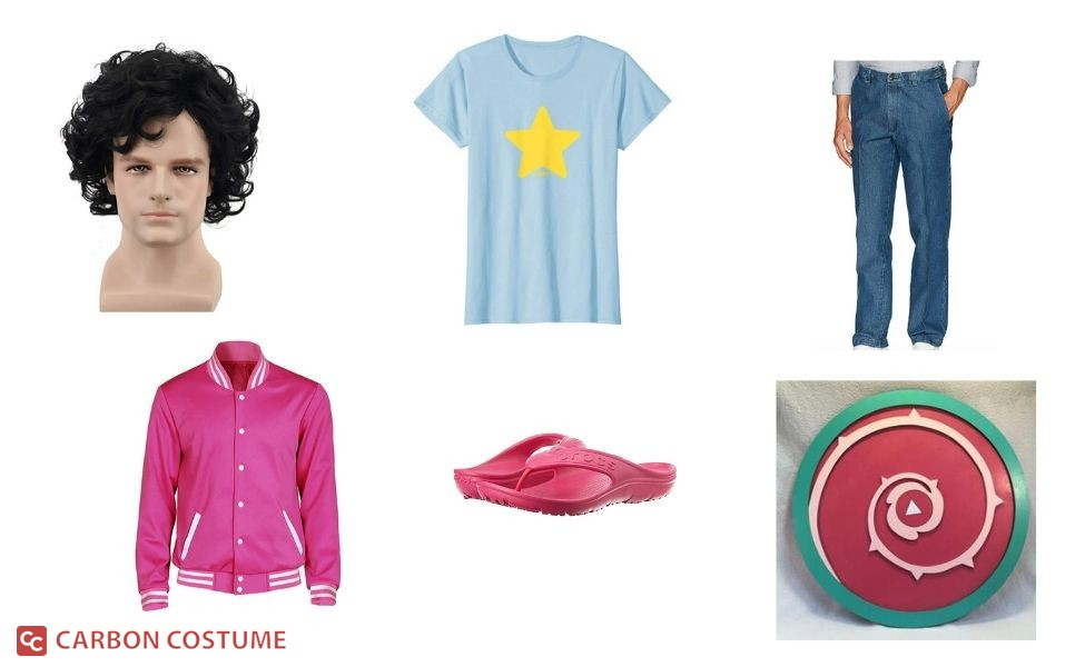 Steven Universe from Steven Universe: The Movie Costume