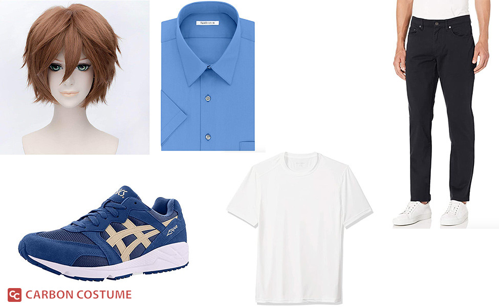 Tai Kamiya from Digimon Adventure: Last Evolution Kizuna Costume