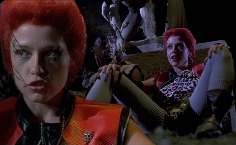 Trash from Return of the Living Dead