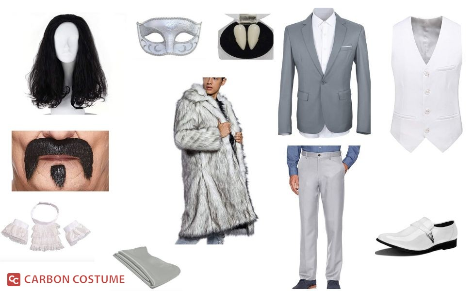 Vladislav from What We Do in the Shadows Costume