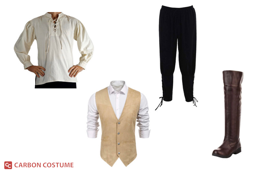 Prince Charmont from Ella Enchanted Costume