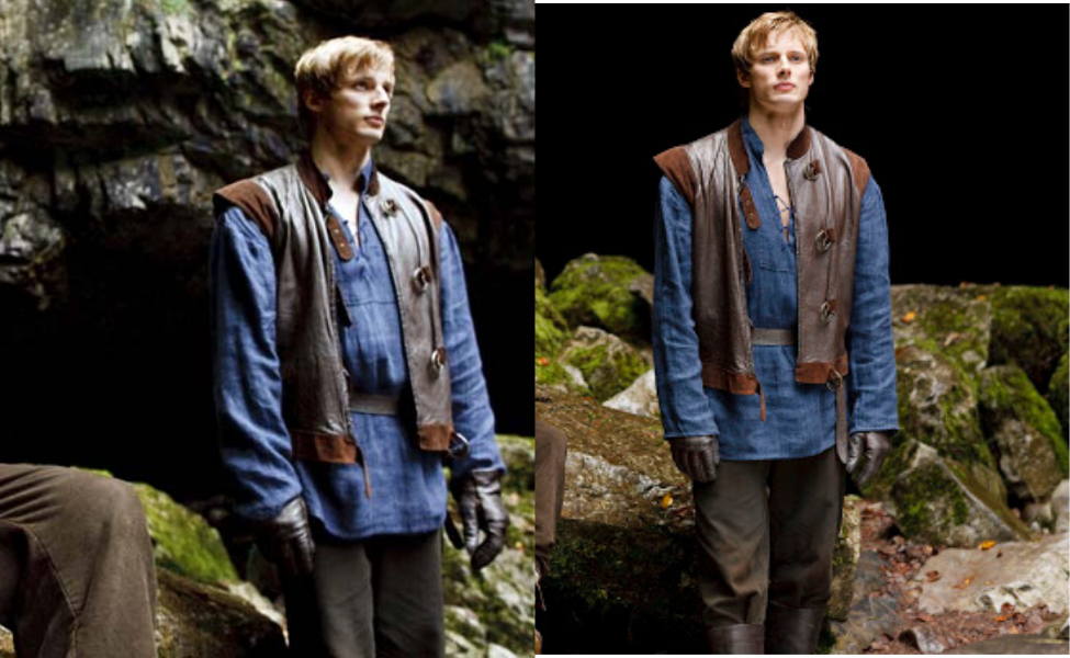 Arthur Pendragon from Merlin