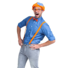 Blippi from YouTube