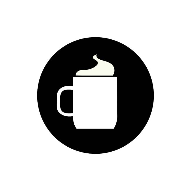 Hot Fresh Coffee Canva Tutorial 2