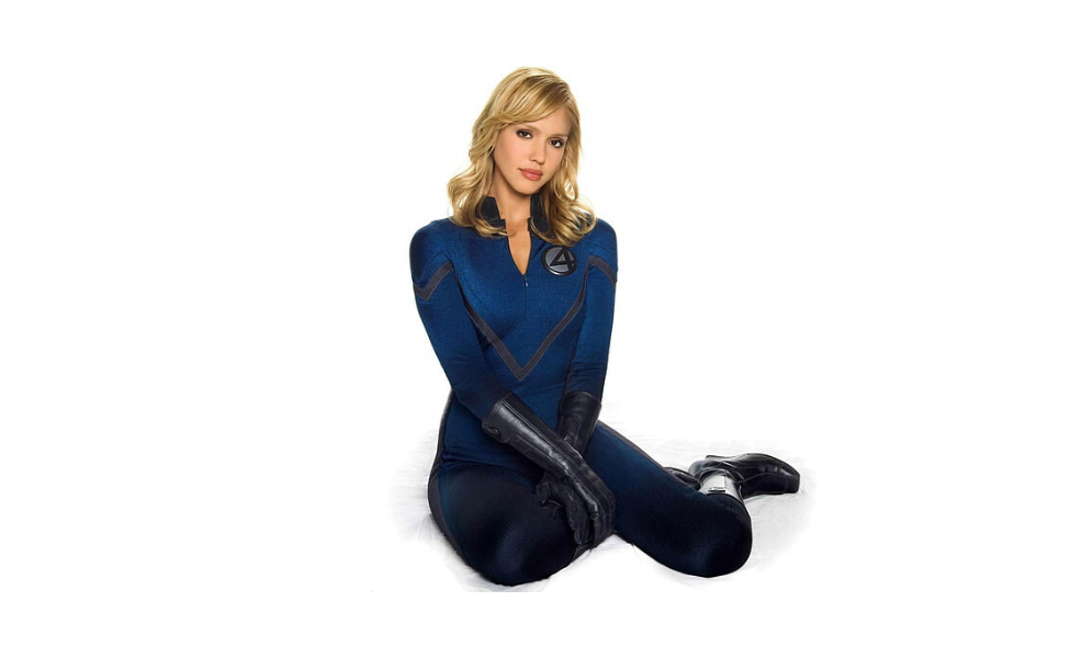 Invisible Woman from The Fantastic Four