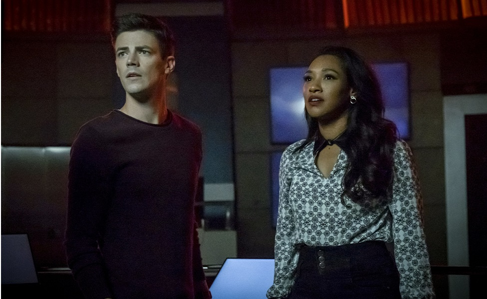 Iris West-Allen from The Flash