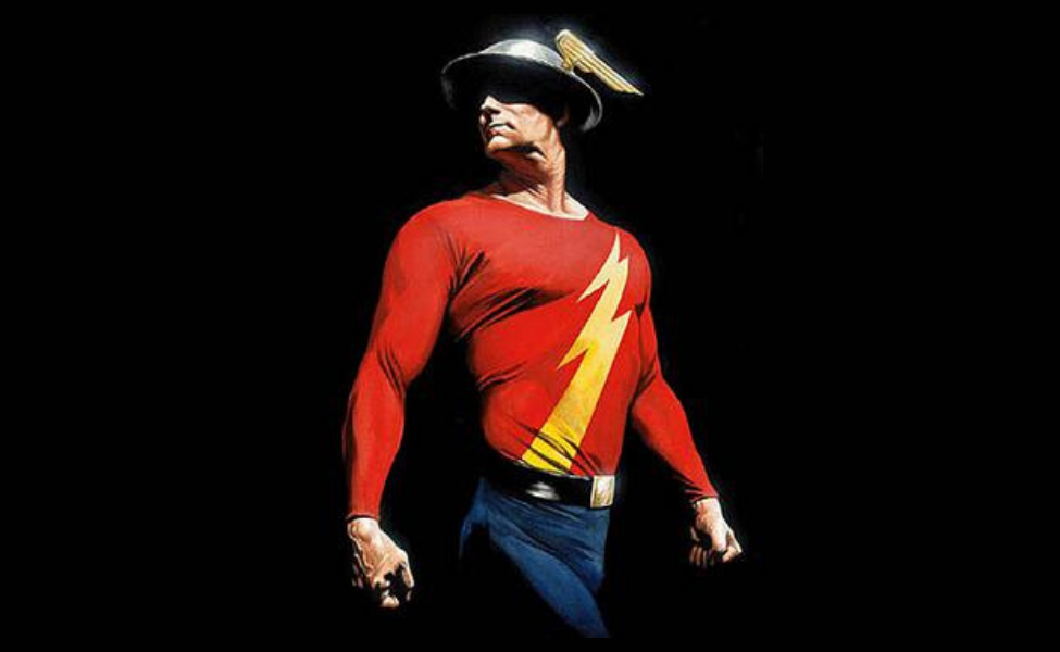 Jay Garrick from The Flash