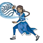 Katara from Avatar The Last Airbender