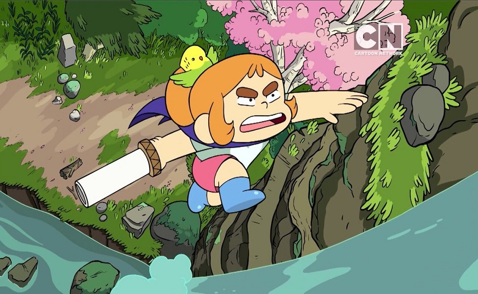 Kelsey Pokoly from Craig of the Creek