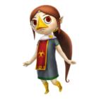 Medli from Legend of Zelda - The Wind Waker