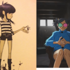Noodle from Gorillaz
