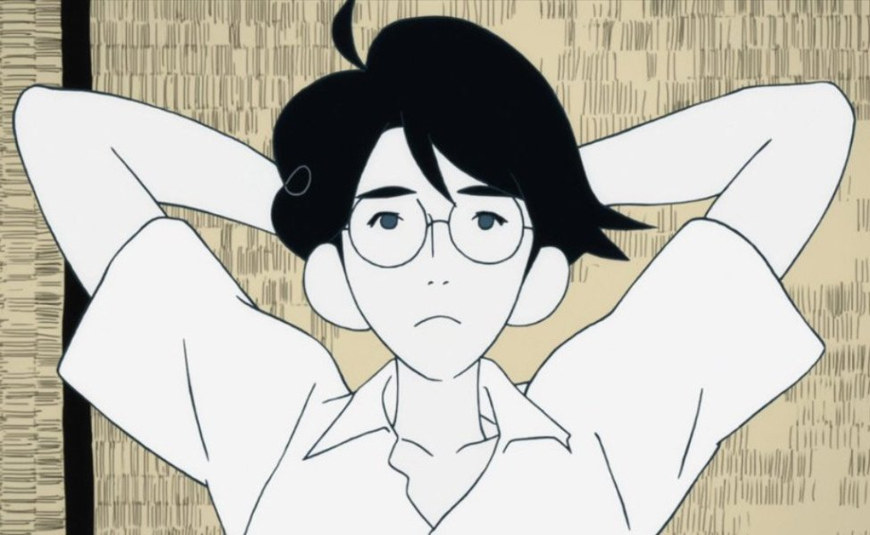 Protagonist from The Tatami Galaxy