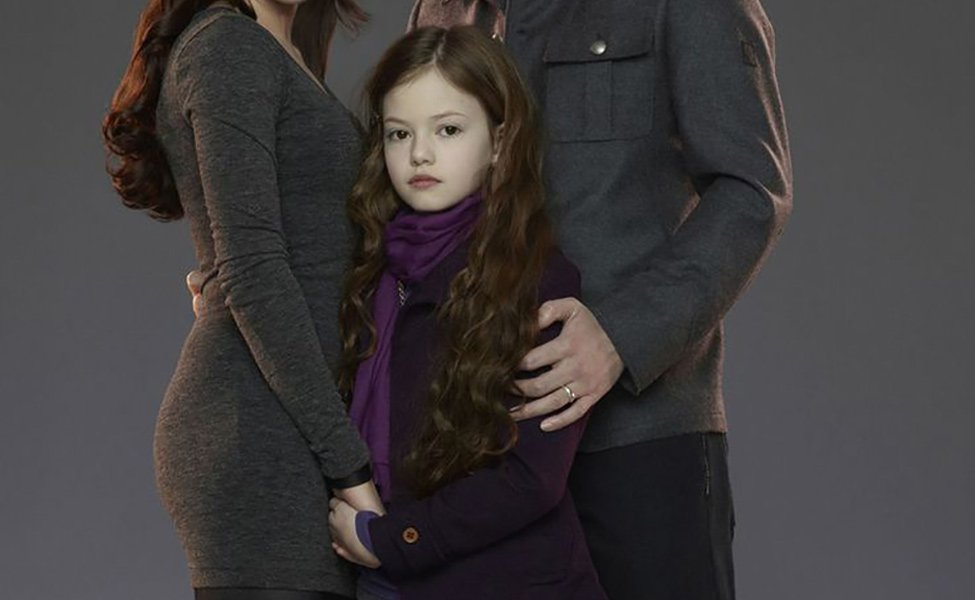 Renesmee Cullen from Twilight