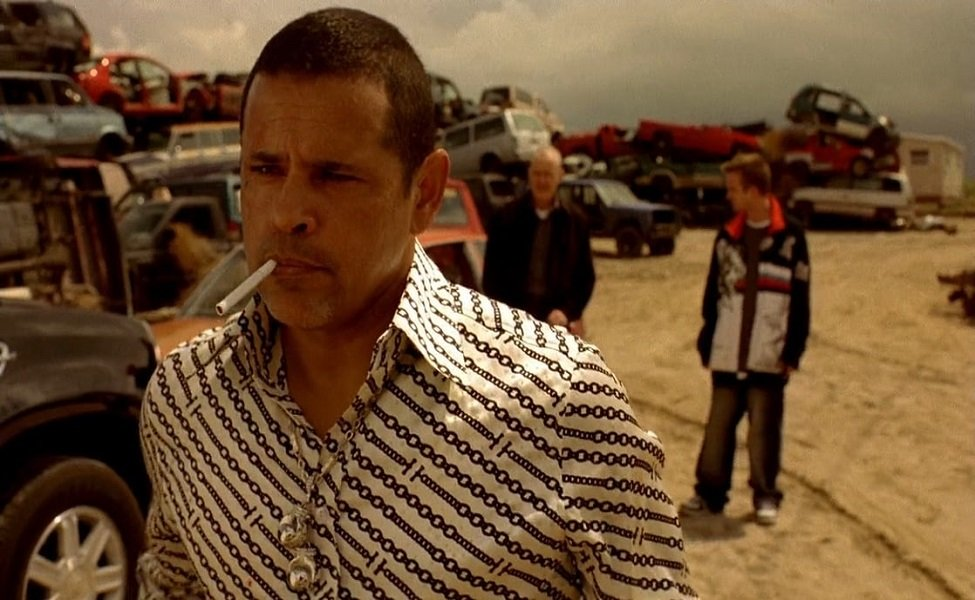 Tuco Salamanca from Breaking Bad