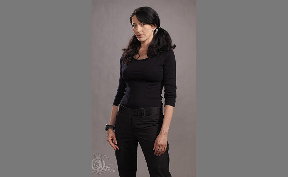 Vala Mal-Doran from Stargate: SG-1