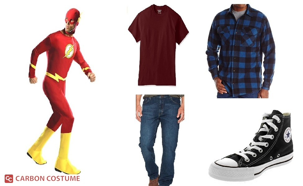 Wally West / Kid Flash from The Flash Costume