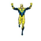 booster gold dc comics character