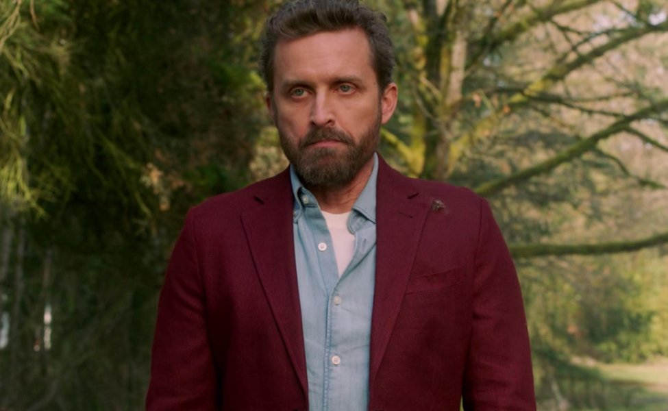 Chuck Shurley / God from Supernatural