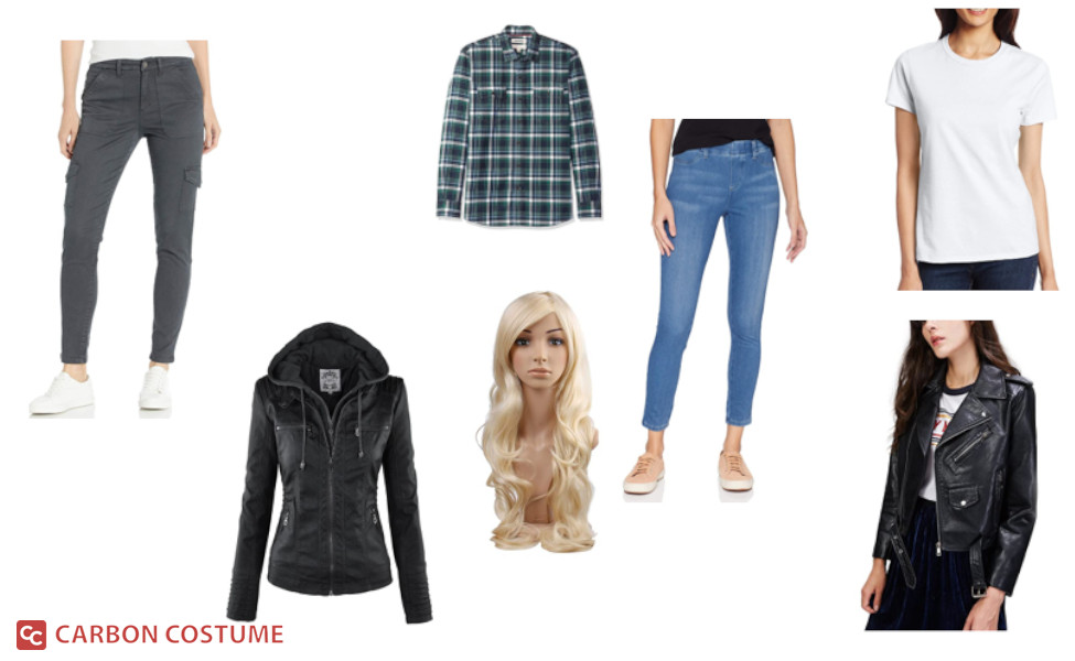Claire Novak from Supernatural Costume