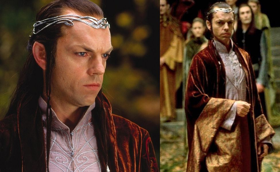Elrond in Lord of the Rings