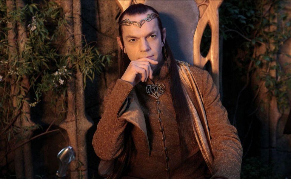 Elrond in The Hobbit