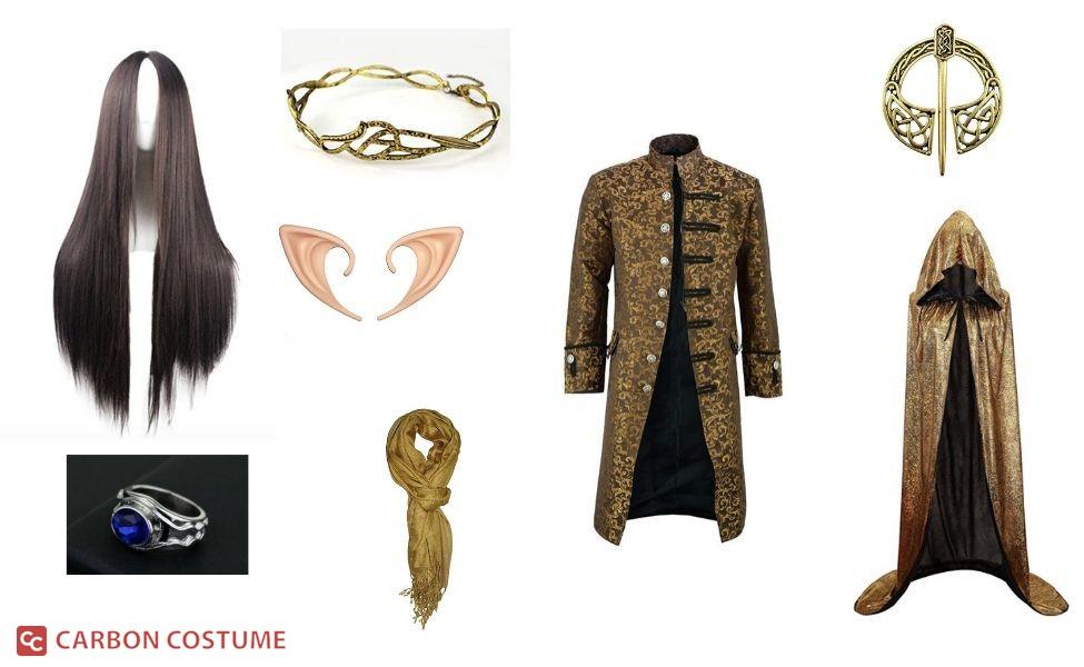 Elrond in The Hobbit Costume