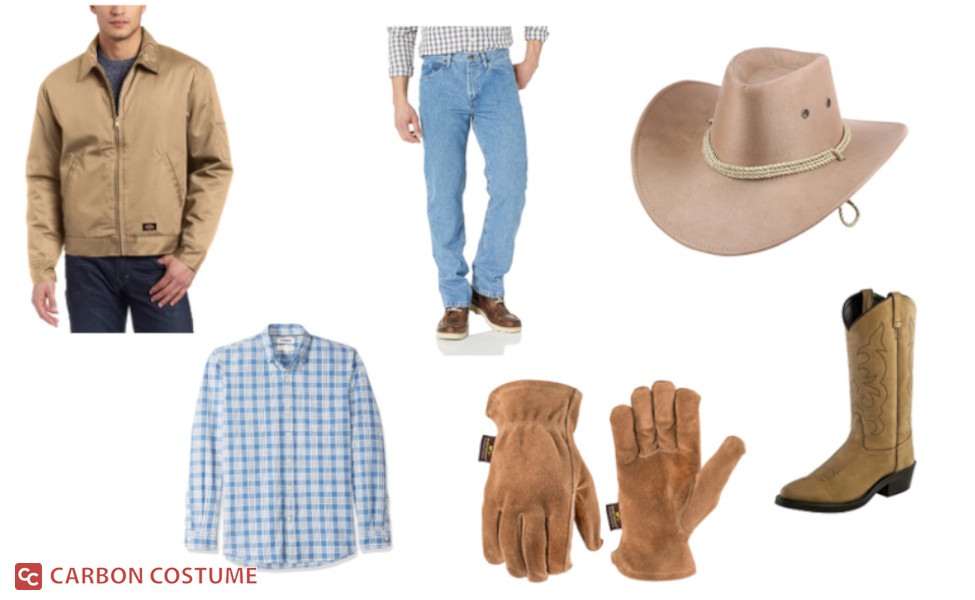 Ennis Del Mar from Brokeback Mountain Costume