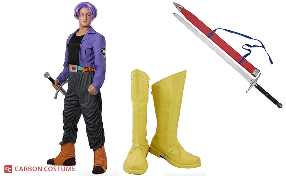 Future Trunks from Dragon Ball Z Costume