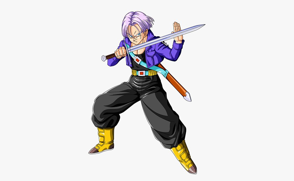 Future Trunks from Dragon Ball Z