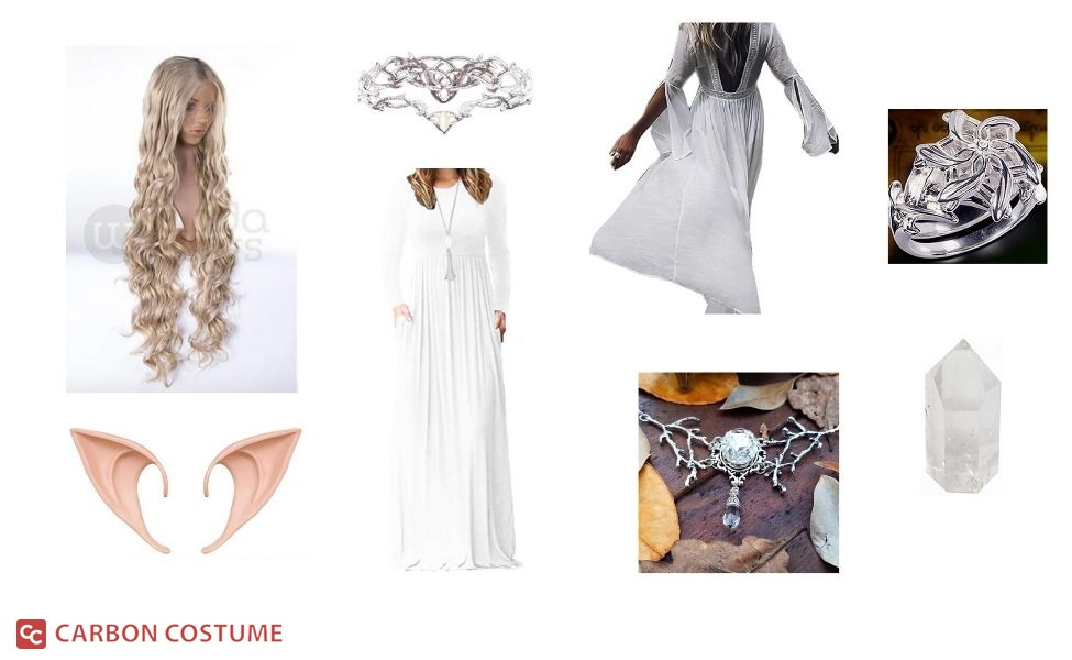 Galadriel Costume