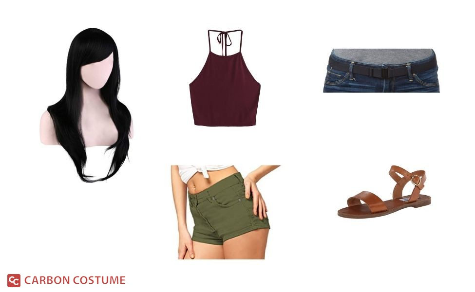 Heather from Total Drama Island Costume