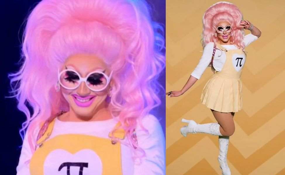 IQ Kitty from RuPaul's Drag Race