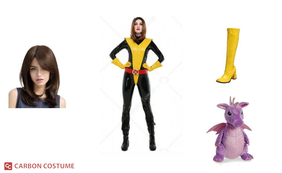 Kitty Pryde Costume